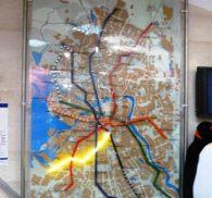 система информирования для метро