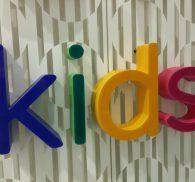 Буквы Kids