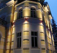 Подсветка здания4