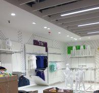 Оформление магазина остин в г. Тобольск6